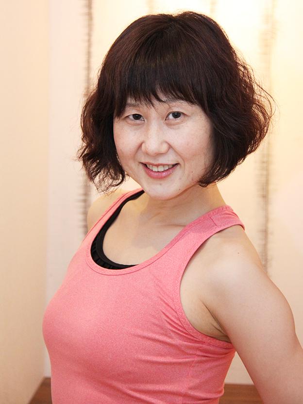 インストラクター・岡田 恵子